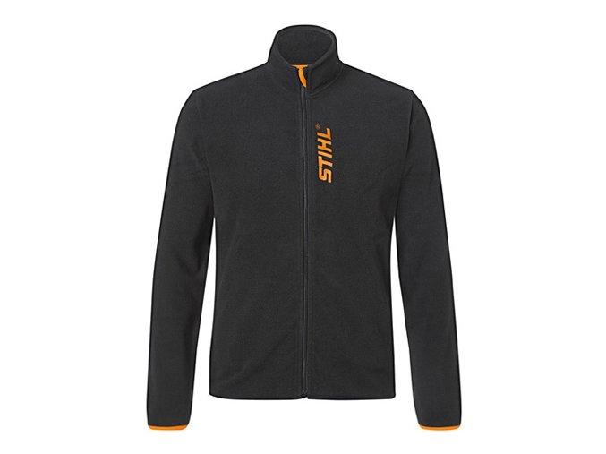 Fleecová bunda STIHL černá