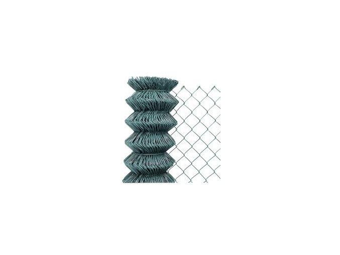 Pletivo pozinkované výška 150 cm bez ND (2mm;50x50mm;Zn)