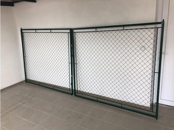 Brána dvokřídla 2