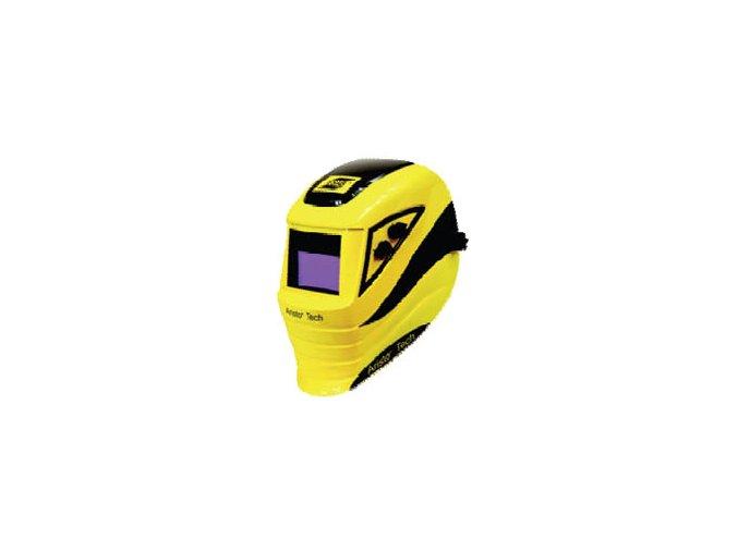 Svařovací kukla Aristo Tech 5-13 žlutá