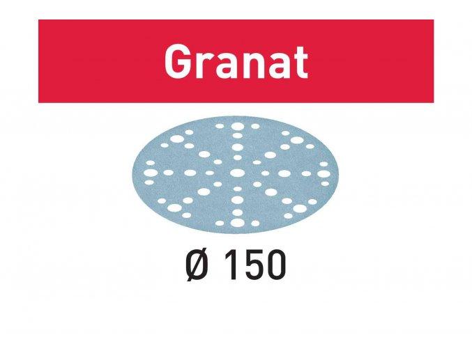 Brusný kotouč Granat STF D150/48