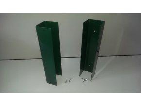 Držák podhrabová desky 20/5,5cm/zelený