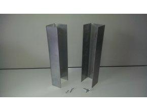 Držák podhrabová desky 25/5,5cm/zn