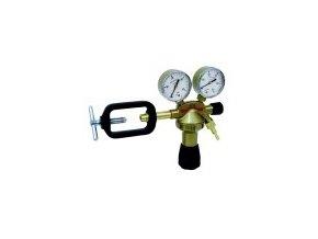 Lahvový redukční ventil Acetylen DIN+ AC A2 (25 bar)