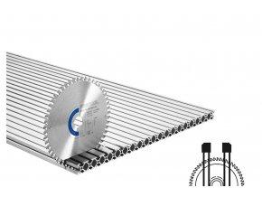 Pilový kotouč ALUMINIUM PLASTICS HW 160x1,8x20