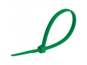 Stahovací páska zelená 2