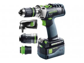 festool šroubovák PDC 18 4 Set xl