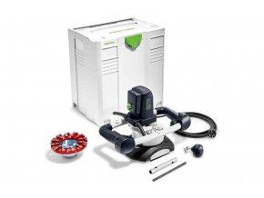 Festool RG 150 E-set sanační frézka  + 3 létá záruka FESTOOL SERVICE all-inclusive
