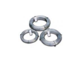 Napínací drát pozinkovaný - drát 2,8 mm, délka 26 m