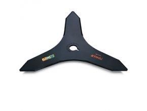 Trojcípý vyžínací nůž, D 350-3