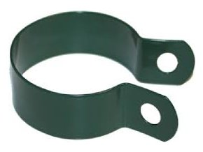 Objímka na sloupek Zn + PVC průměr 48 mm