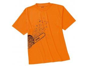 Funk.triko Dynamic oranž