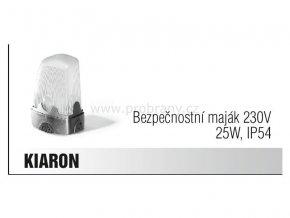 KIARON bezpečnostní maják 230V