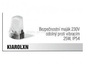 KIAROLXN bezpečnostní maják 230V