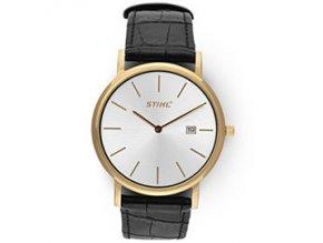 """Hodinky zlaté náramkové hodinky """"limited edition"""""""