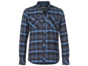 Pánská košile modrá