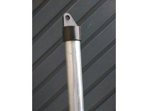 Vzpěra pozinkovaná průměr 38 mm, výška 150 cm