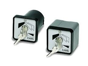 SET-I venkovní elektrický klíč do zdi