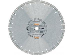 Univerzální diamantový rozbrušovací kotouč, D-SB80