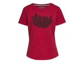 Dámské tričko FIR FOREST