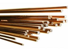 G 104 2,5x1000 (tuba=128ks) svařovací drát pro autogen