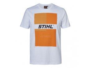 Pánské tričko Stihl bílé