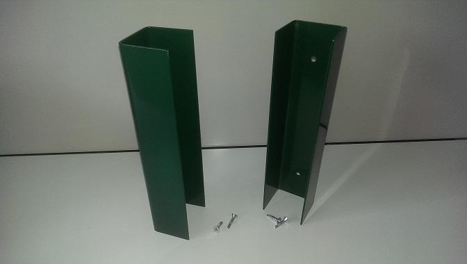 Držák podhrabové desky 20/5,5cm/zelený