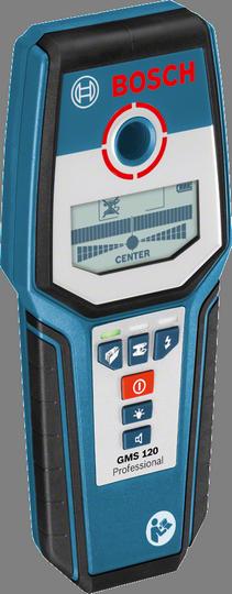 GMS 120 Univerzální detektor