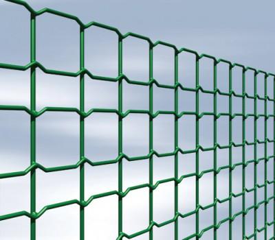 Svařované pletivo DECOPLAX 2,4 mm, 81 cm PVC