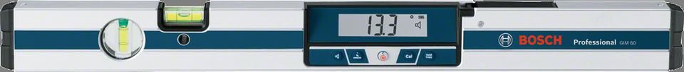 GIM 60 digitální vodováha