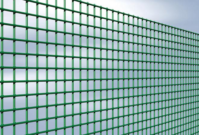 Pletivo ESAPLAX Zn+poplastovaný 100 cm- oko 12,7x12,7 mm průměr drátu 1,4 mm/ 1 balení 25 bm/