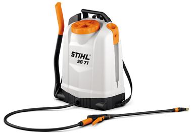 Zádový postřikovač STIHL SG 71, 18 litrů