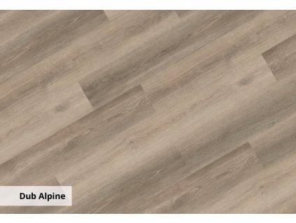SPC FLOOR CONCEPT ,tl. 4,0mm, nášl. 0,55mm, DUB ALPINE, click vč. podložky 1,5mm Dub Alpine 1