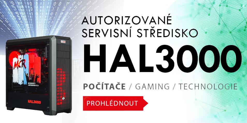 HAL3OOO servis - desktop