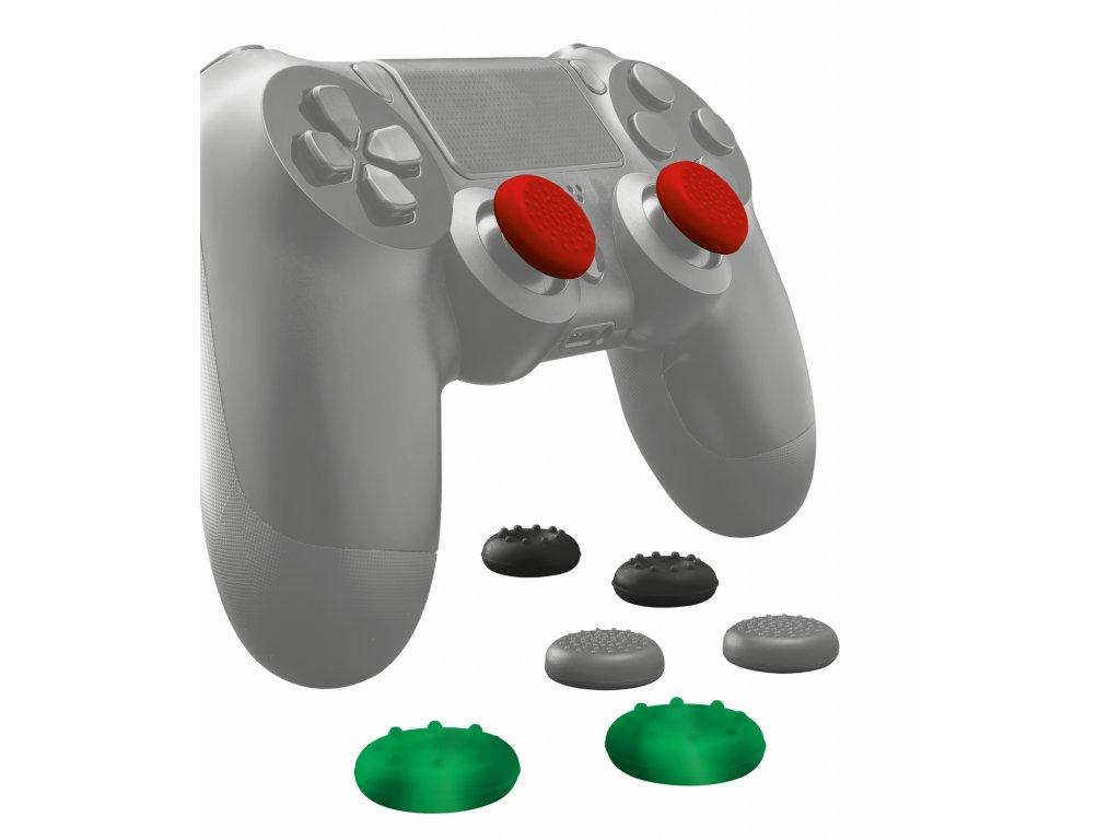 TRUST GXT 262 PS4 Thumb Grip Pack