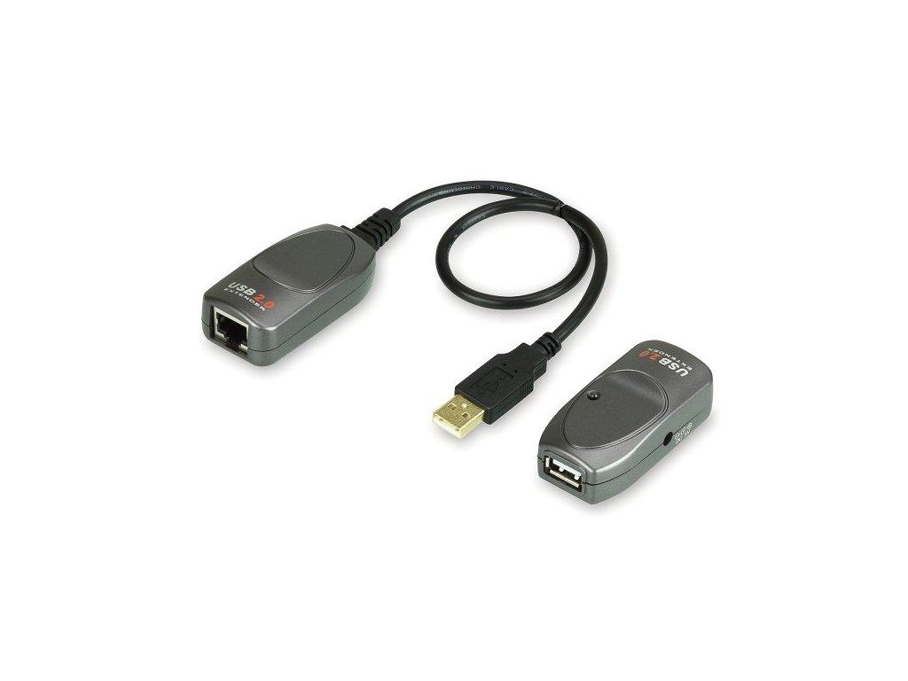 ATEN USB 2.0 extender po Cat5/Cat5e/Cat6 do 60m
