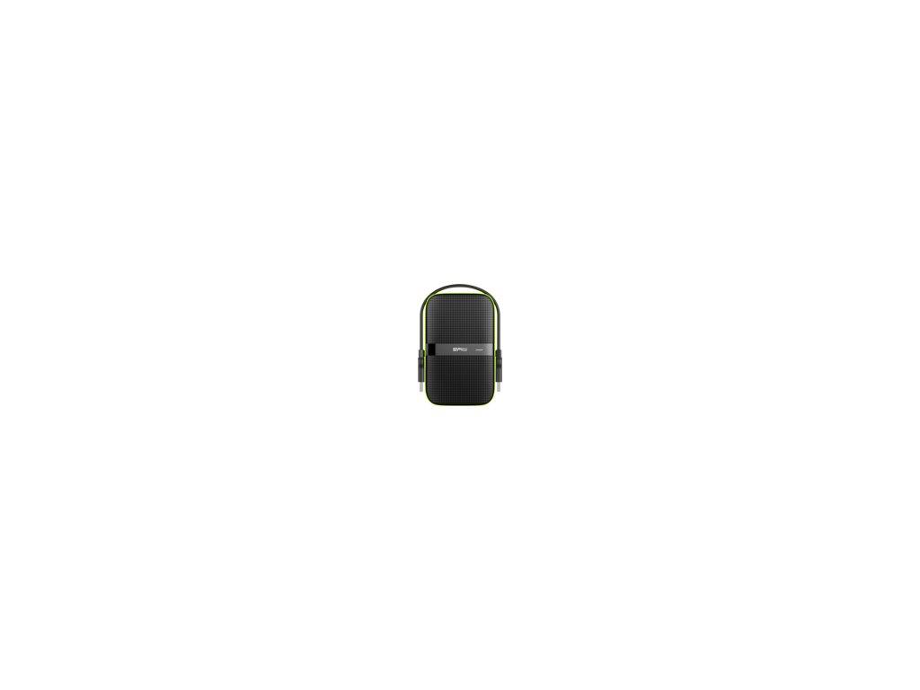 SILICON POWER External HDD Armor A60 2.5 4TB USB 3.0 IPX4 Black