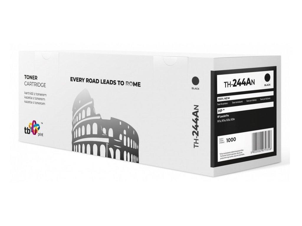 Toner TB kompatibilní s HP CF244A, 100% new