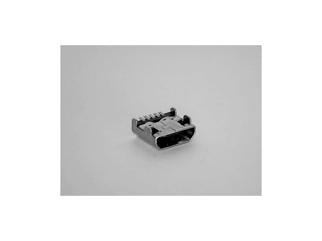 NTSUP micro USB konektor 019 pro LG VS950 V500 V400 F100, 68890019