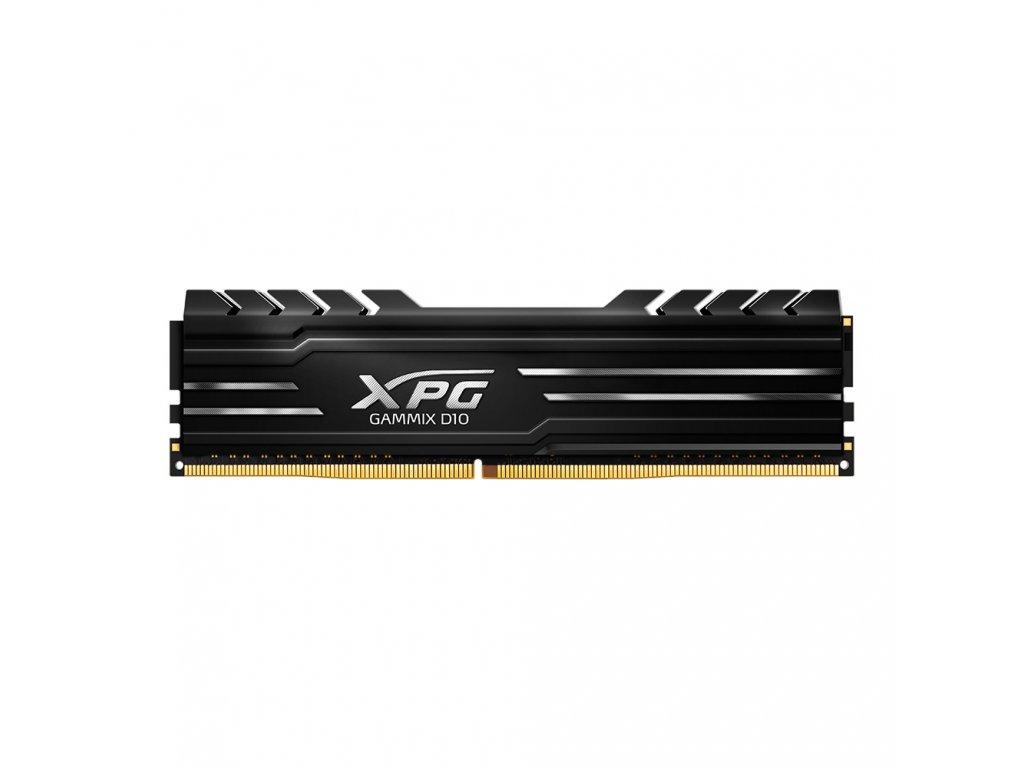 16GB DDR4-3600MHz ADATA XPG D10 CL18, 2x8GB black