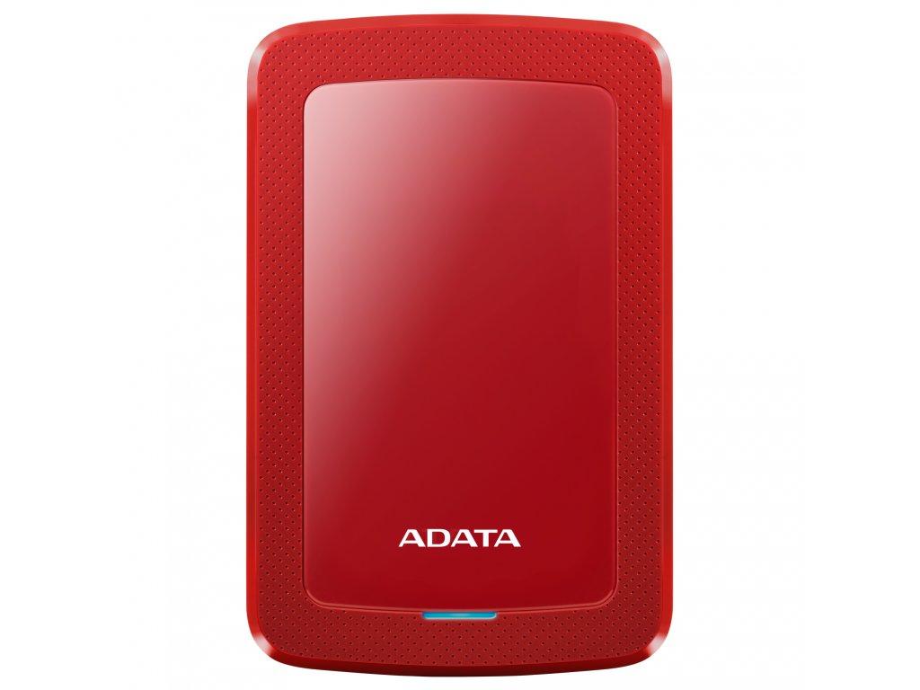 ADATA HV300 2TB ext. HDD červený