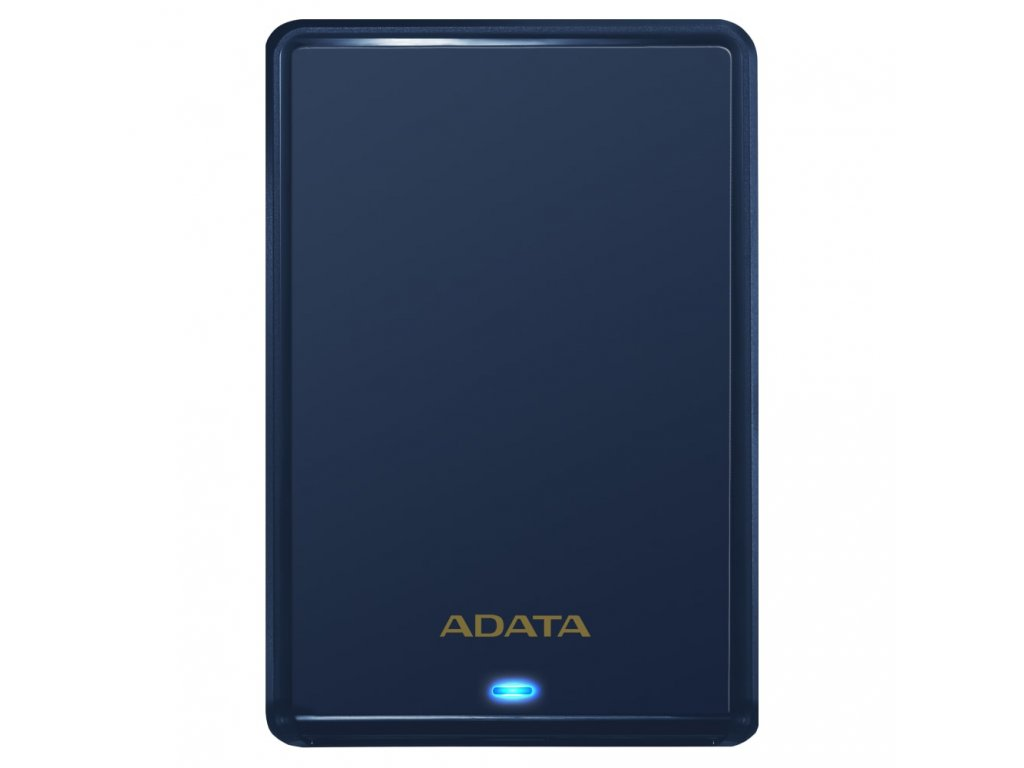 ADATA HV620S 2TB External 2.5'' HDD modrý