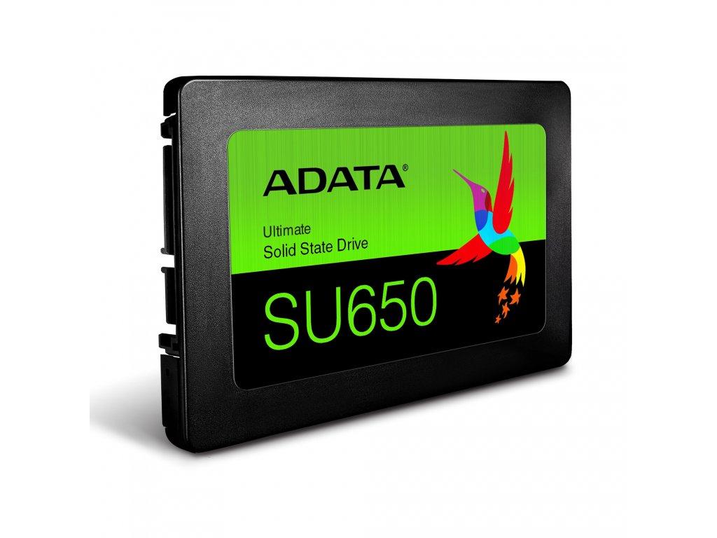ADATA SSD SU650 480GB 2,5'' 520/450MB/s