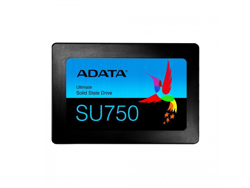 ADATA SSD SU750 1TB 2,5'' 550/520MB/s