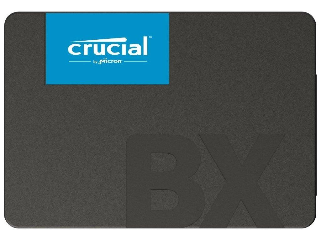 480GB SSD Crucial BX500 SATA 2,5''
