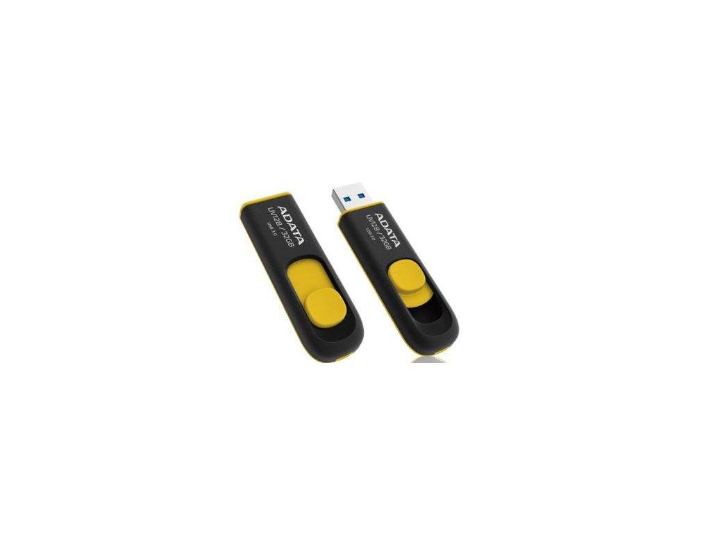 ADATA USB UV128 32GB yellow (USB 3.0)