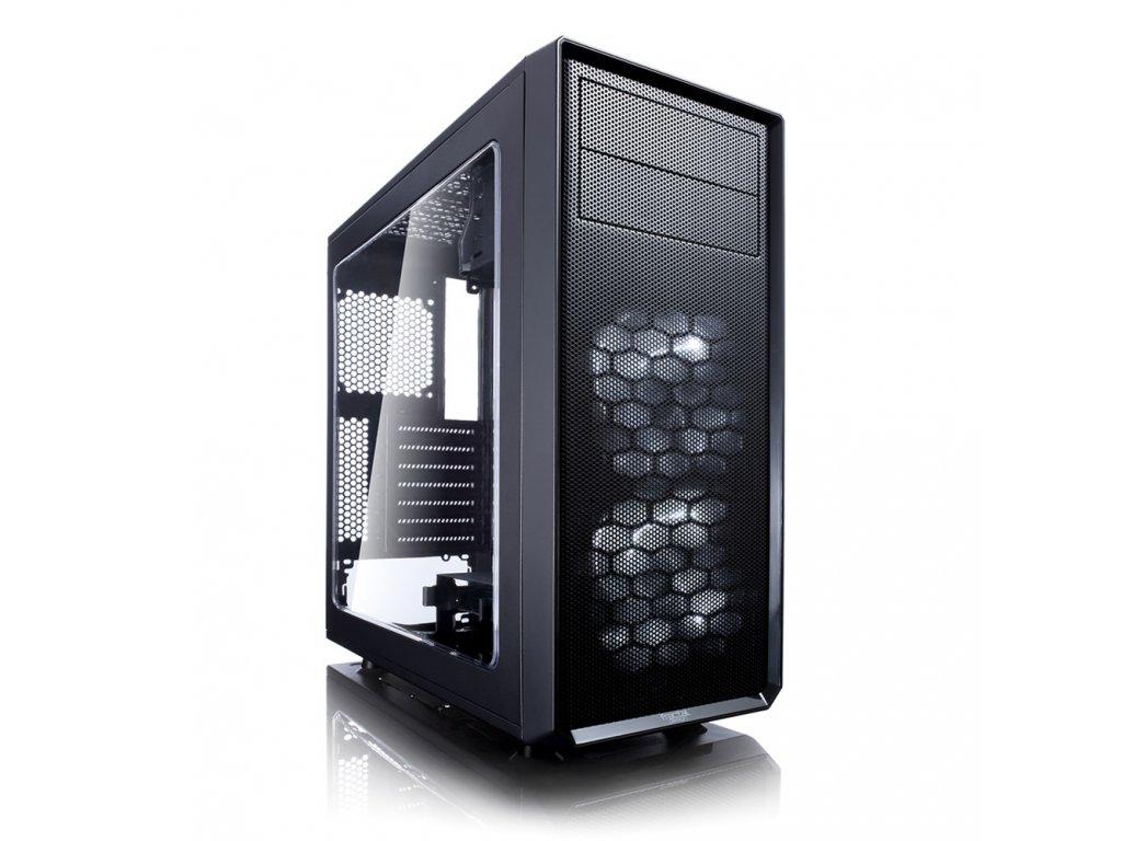 Fractal Design Focus černá (okno)