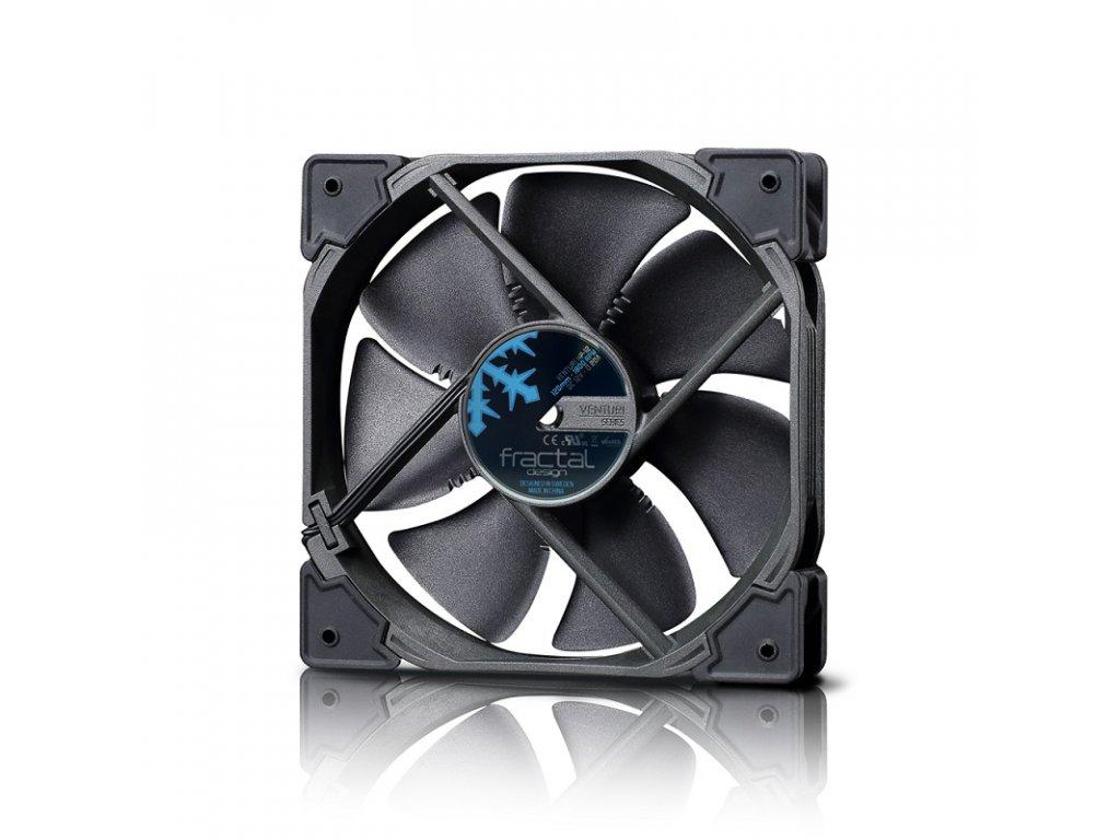 Fractal Design 120mm Venturi HP PWM černá