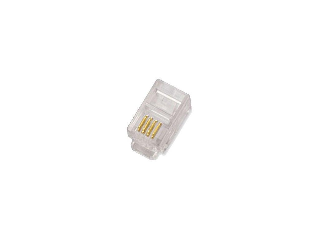 DATACOM konektor UTP CAT3 4p4c- RJ10 lanko