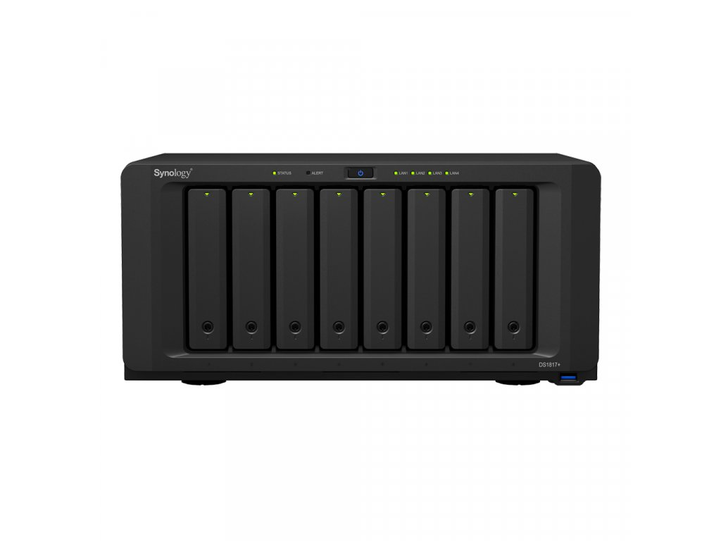 Synology DiskStation DS1817 (4GB)